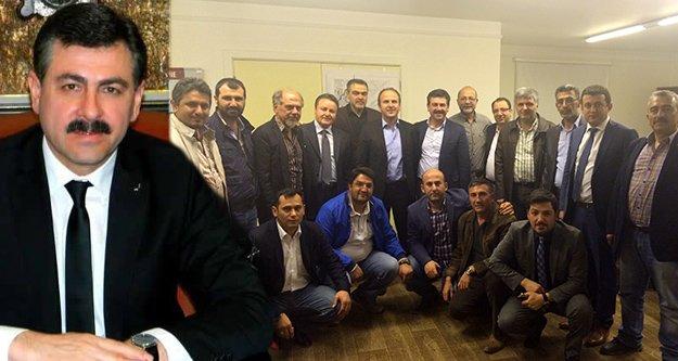 Ankara GİAD'da Orhan Ünsal dönemi