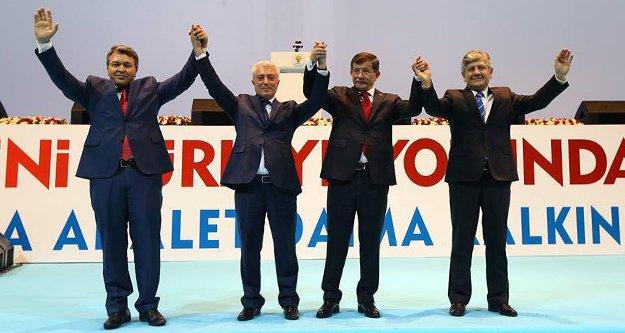 Başbakan Davutoğlu Gümüşhane'ye geliyor
