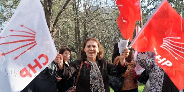 CHP'den 'Değişim İçin Birlik' Yürüyüşü