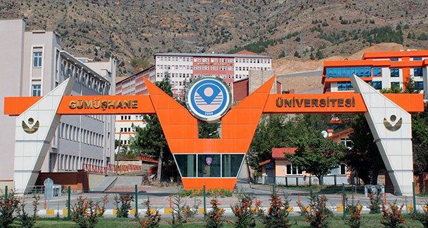 Gümüşhane Üniversitesi öğrencilerinden önemli başarı