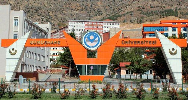 Gümüşhane Üniversitesinde 4 Bin 216 Yeni Öğrenci Ders Başı Yaptı