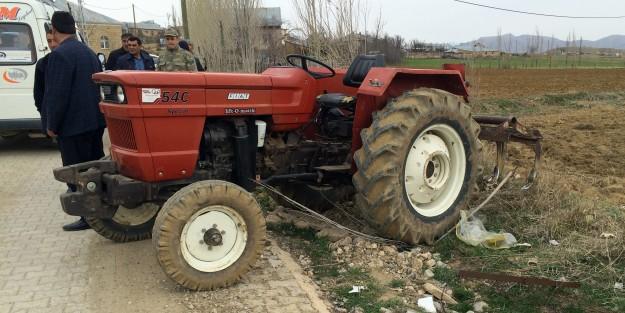 Gümüşhane'de Traktör Kazası: 1 Ölü