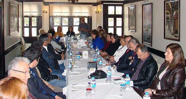 Gümüşhane'de Yerel Katılımcılık ve Sosyal Sorumluluk Çalıştayı Düzenlendi