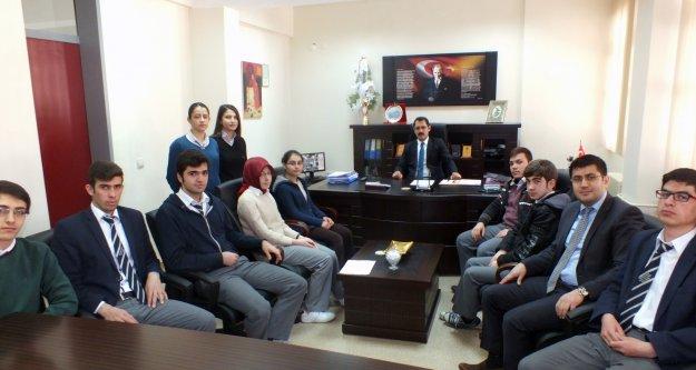Gümüşhane'nin Gururları Türk Telekom Fen Lisesinden