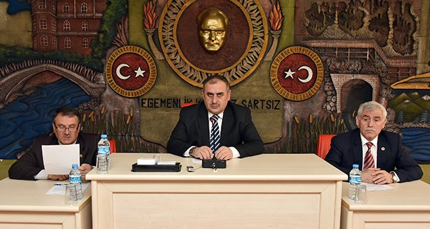 İl Genel Meclisinin Mart ayı toplantıları başladı
