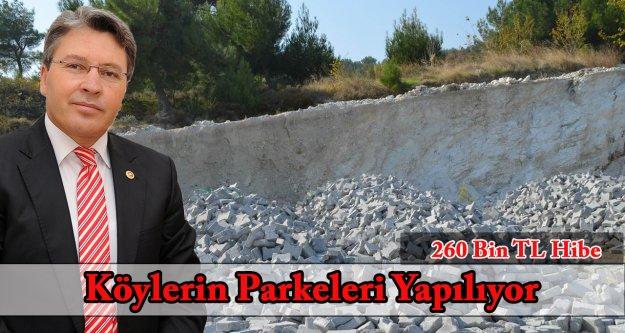 Milletvekili Üstün'den Köylere Parke Müjdesi