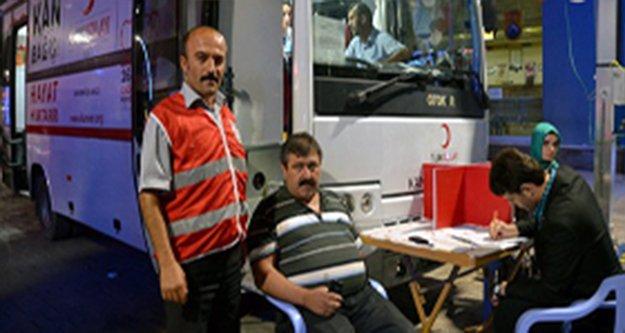 'Ramazan'da kan vermenin dinen sakıncası yok'