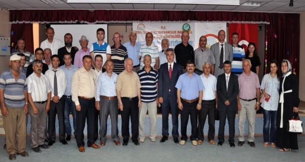 Şiran'da Patates Üretimi ve Sorunları Paneli Yapıldı