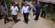 Başkan Çimen, Artabel#039;deki kaynak suyu inceledi