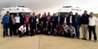 Gümüşhanede 2015 Yılının İkinci ASTE Eğitimi Yapıldı