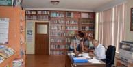 Kelkit kütüphanesinden 8 ayda 12 bin 565 kişi yararlandı