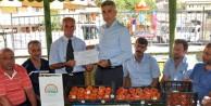 EKÜY projesine katılan çiftçilere sertifika verildi