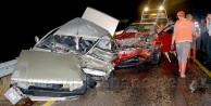 Kelkitte kaza: 1 ölü 2 yaralı