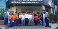 Kıbrısa 'Gümüş Dans Topluluğu damgası