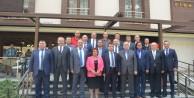 4. Karadeniz Bölge Baro Başkanları Toplantısı...