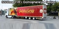 GS Store TIR#039;ı Gümüşhane#039;ye Geliyor