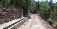 Gümüşhane köylerine 1 milyon liralık sulama tesisi yapılıyor