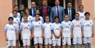 Torulda Trabzonspor sevgisi aşılanmaya devam ediyor