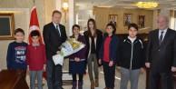 Çocuk Hakları Komitesinden Vali Yavuz'a...