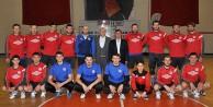 Gümüşhane Belediyesi Hentbol Takımı Samsun deplasmanından galip döndü