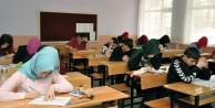 Gümüşhanede TEOG Sınavı Sorunsuz Bir Şekilde Tamamladı