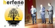 Herfene'ye 'Yılın Süreli Yayını'...