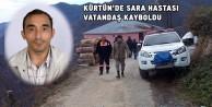 Kürtün#039;de sara hastası vatandaş kayboldu