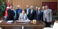 Vali Nayir, üyelik formunu imzaladı