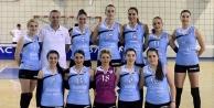Gümüş Kızlar Kazan#039;dı: 3-1