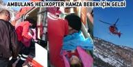 Hamza bebek, Konyaya uçtu