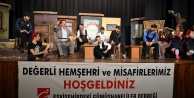 Tiyatroya Eskişehir halkından büyük ilgi