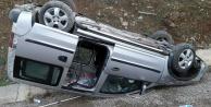 Gümüşhane'de Kaza: 5 Yaralı