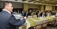 Başkan Çimen, AK Parti İl Yönetim Kurulu toplantısına katıldı