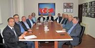 GTSO Nisan Ayı Meclis Toplantısı Yapıldı