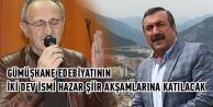 Gümüşhaneli İki Şair Türk Dünyasının...