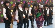Nesrin Halit Zarbunda okul öncesi şenliği ve mezuniyet töreni