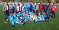 Şampiyon Gümüşhane Telekomspor