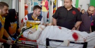 Yaşmaklı Barajında mayına basan özel güvenlik görevlisi yaralandı