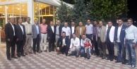 Gümüşhaneli İş Adamları Ankara#039;da İftarda Buluştu