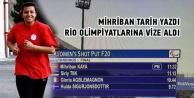 Mihriban, Türkiyede bir ilki gerçekleştirdi