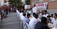 Sultanbeylide iftar programı