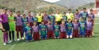U 13 Futbol Grup Müsabakaları Gümüşhanede Yapıldı