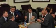 Vali Memiş, Kösede iftar programına katıldı