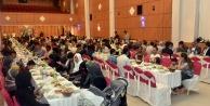 Gümüşhane#039;deki göçmenler iftar yemeğinde buluştu