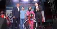 Gümüşhanede öğrencilere 500 bisiklet dağıtıldı
