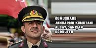 Gümüşhane Jandarma Komutanı kalp krizi geçirdi