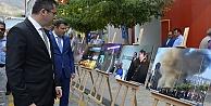 Gümüşhanede AK Partiden 15 Temmuz Milli İradenin Yükselişi sergisi
