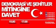 Torul, Gümüşhanede ki Demokrasi Nöbetine katılacak