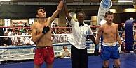 Gümüşhaneli sporcu Şayık Kick Boks#039;ta dünya şampiyonu oldu
