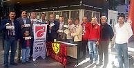 Gümüşhaneliler 29 bilet alarak Eskişehirspora destek verdi